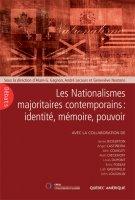 Les nationalismes majoritaires contemporains : identité, mémoire, pouvoir