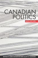 Canadian Politics sixth edition